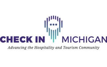 check in michigan logo